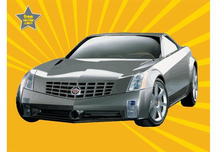 Cadillac d'argento