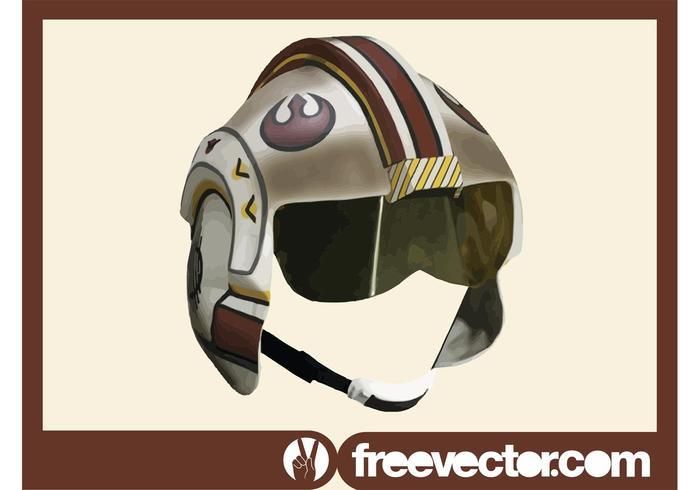 Star Wars Rebel Pilot Helmet