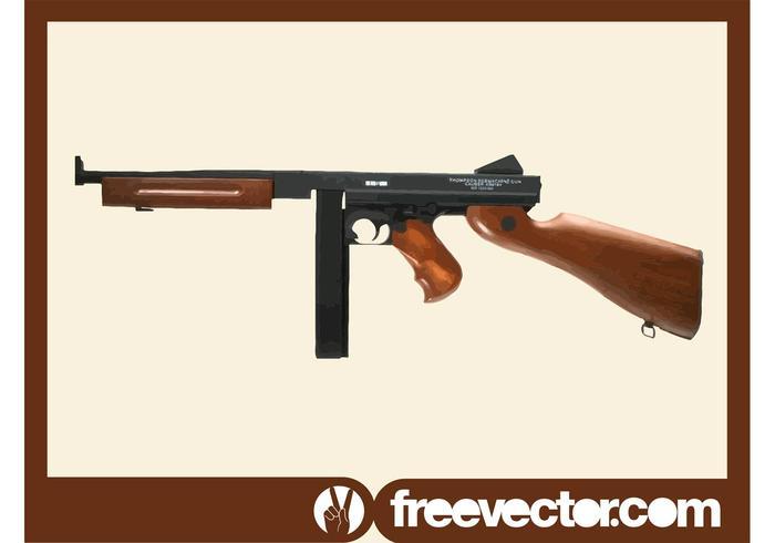 Thompson Maschinenpistole