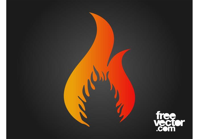 Flame Icon Graphics