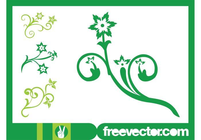 Decorative Flowers Designs
