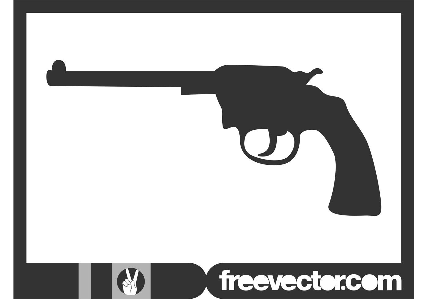 gun silhouette graphics