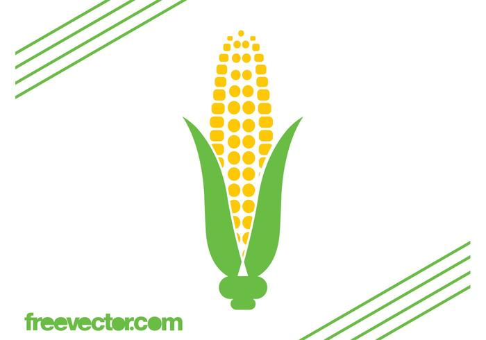 corn on the cob icon download free vector art stock