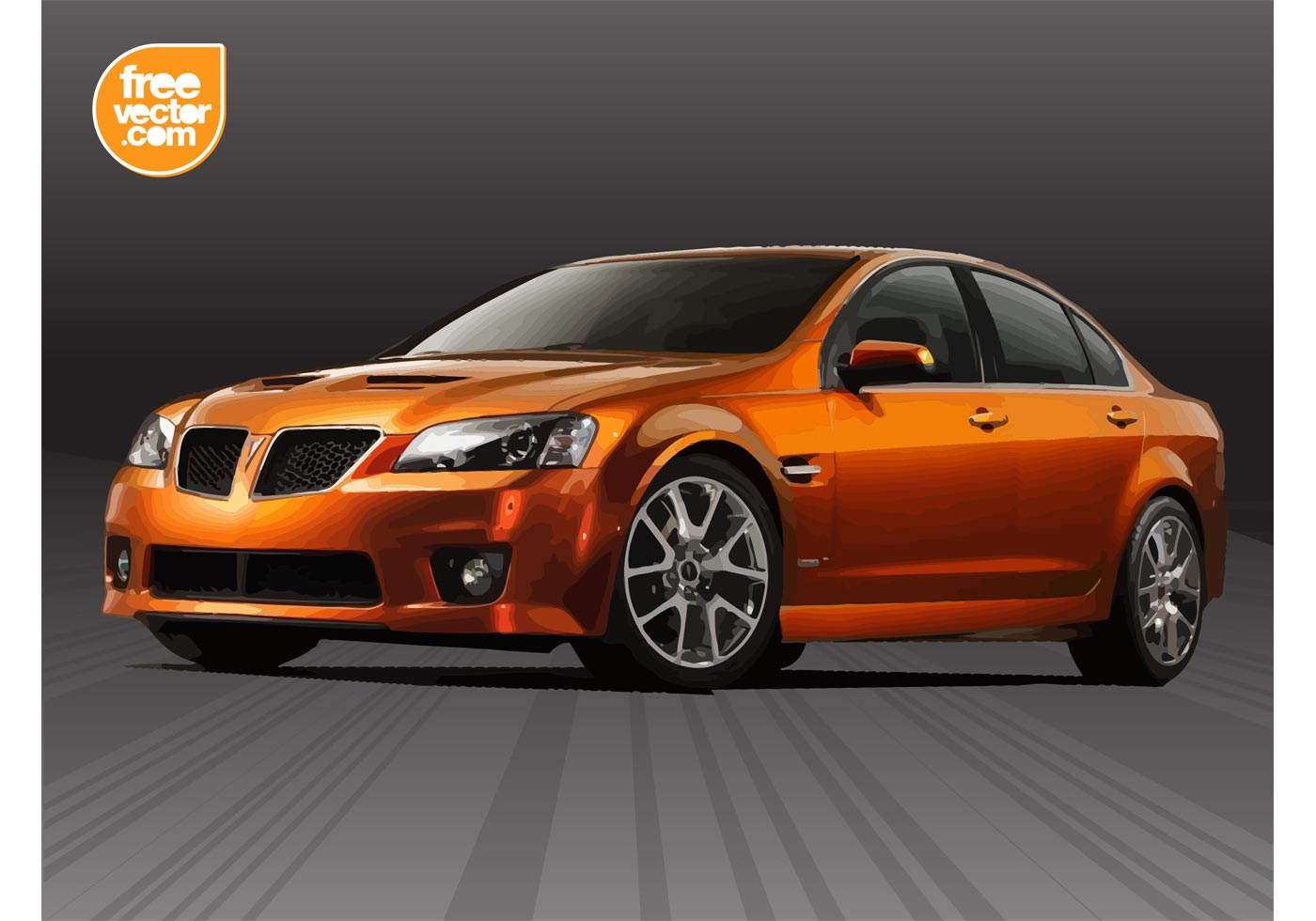 Free sports car vector download free vector art stock - Sports car pictures download ...