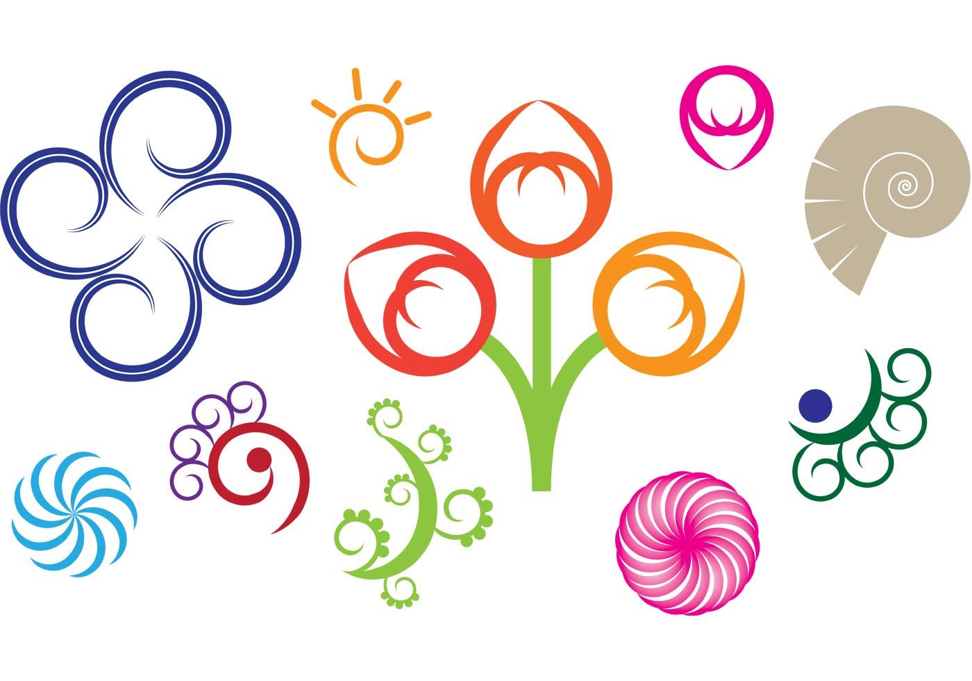 Free Swirls Vector Resources Download Free Vector Art