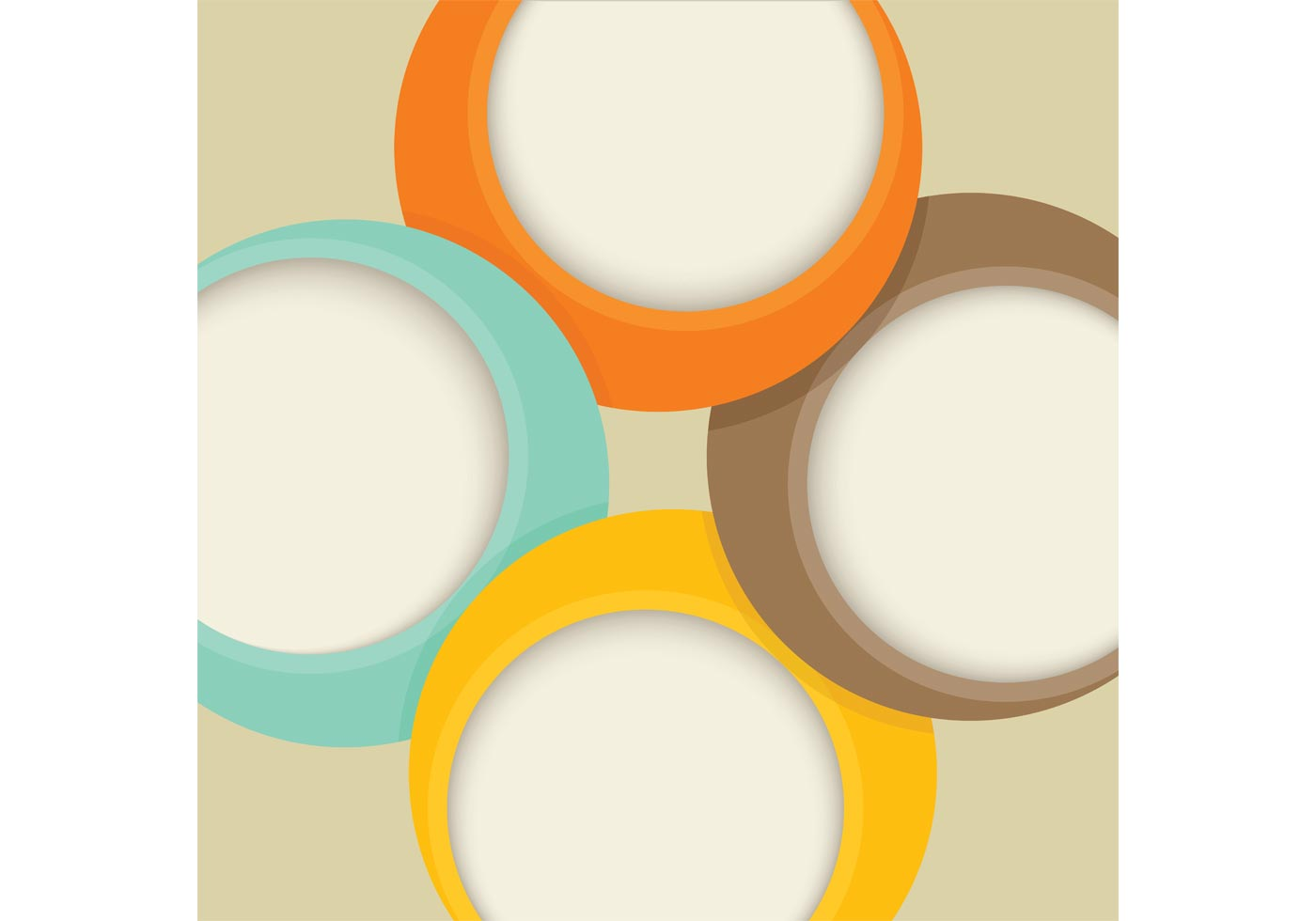 abstract circle background - photo #45