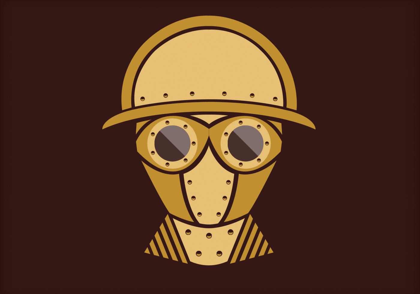 Steampunk vector
