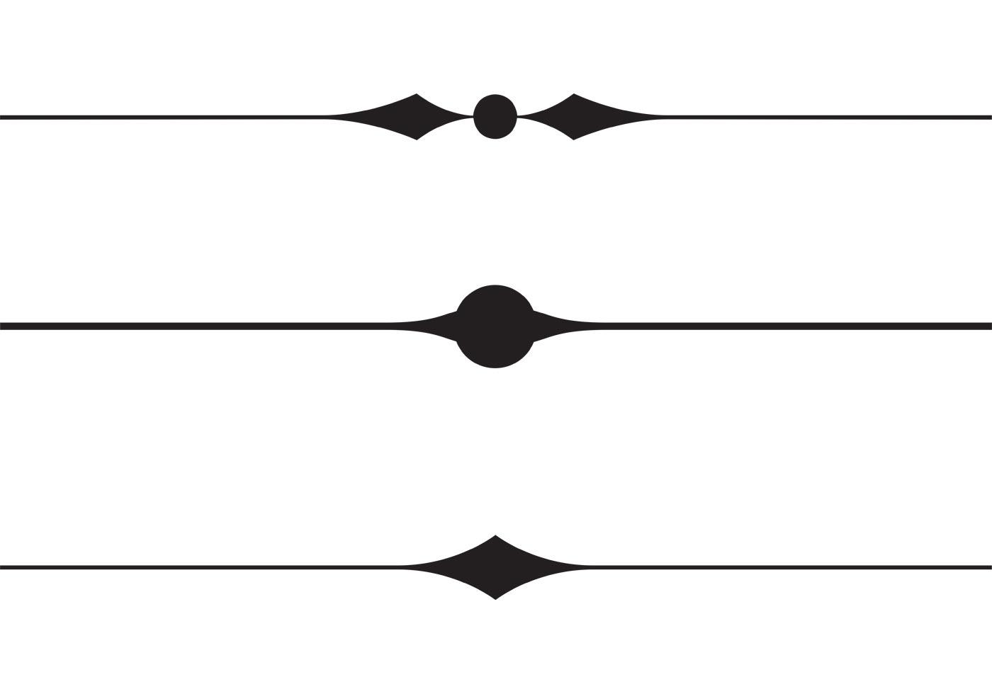 Vector Drawing Lines Review : Free border vectors download vector art stock