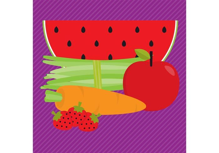 Organic Food Vectors