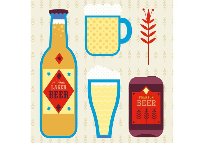 Let's have a Beer Vector