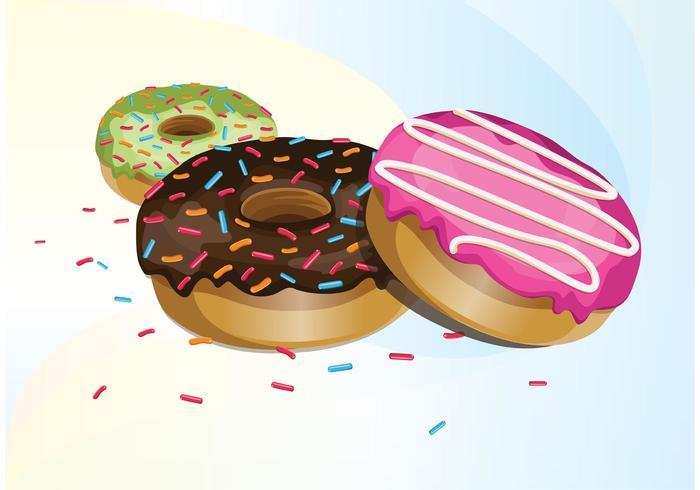 Donutvectoren