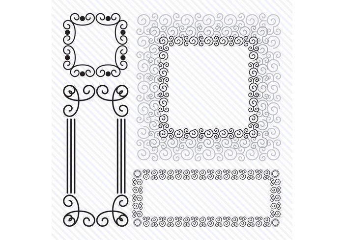 Spiral Vector Frames