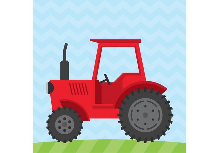 Vecteur tracteur