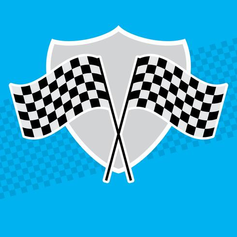 Racing Flag Vectors