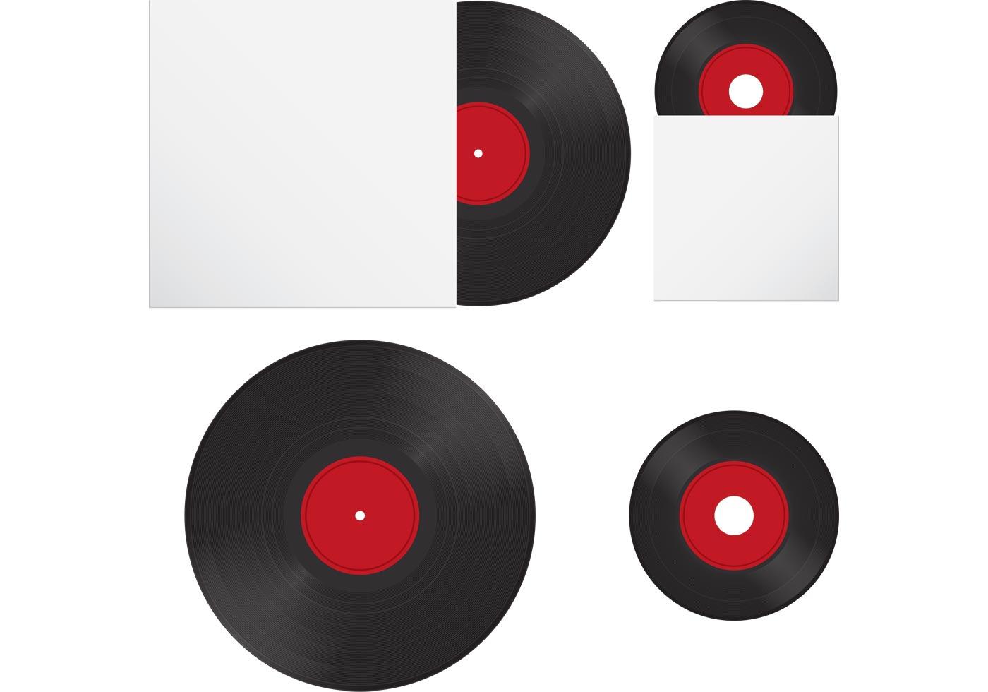Vinyl Disc Vector Records Download Free Vectors Clipart