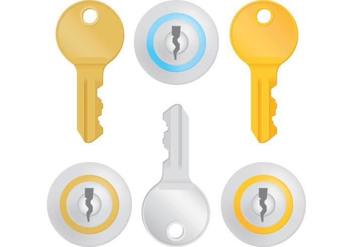 Nyckelvektorer