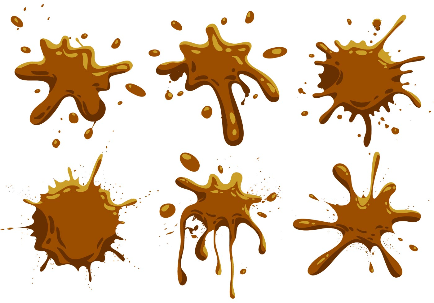 mud splatter free vector art  1264 free downloads splatter clipart black and white paint splatter clipart