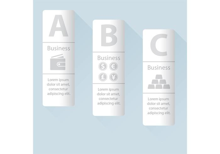 Vertikal Business Vector Banners