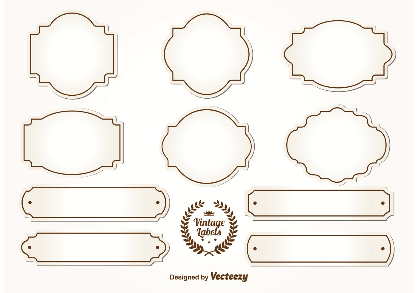 Vintage Label Free Vector Art - (17738 Free Downloads)
