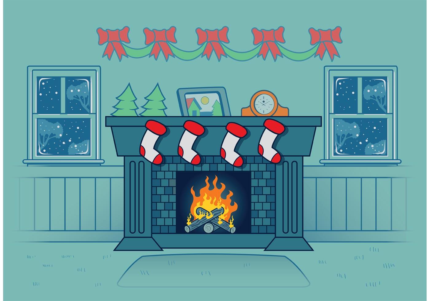 Fireplace Free Vector Art - (1319 Free Downloads)
