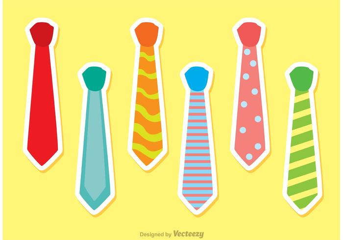 Set Vector Ties