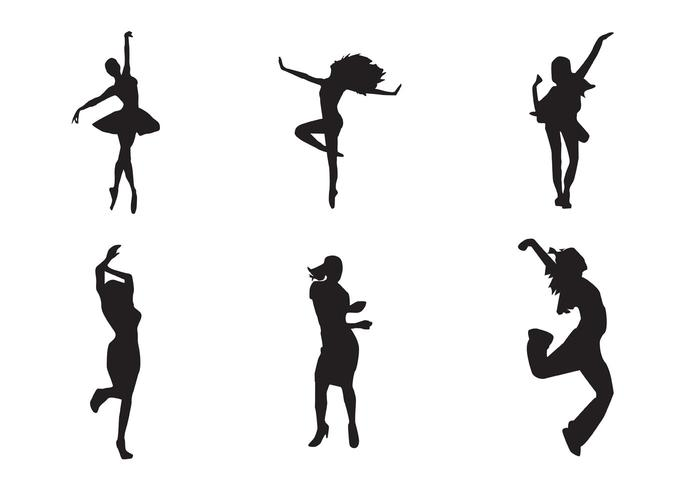 free dance silhouette vector 9793 free downloads rh vecteezy com dancer silhouette vector belly dance silhouette vector