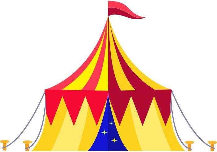 Vintage Circus Vector