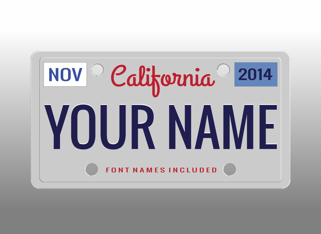 license plate free vector art 1746 free downloads