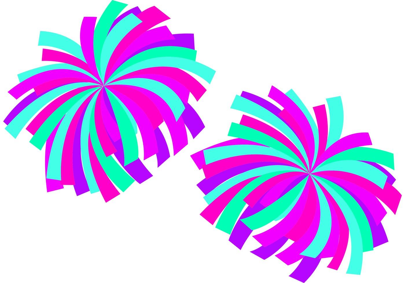 Pom Poms Vector Download Free Vector Art Stock Graphics