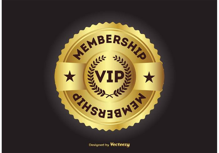 VIP Membership Badge