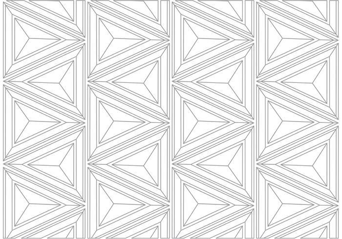 Modelo de fondo lineal geométrico