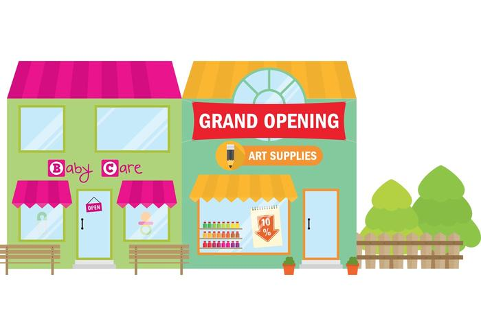Grand Opening Stores