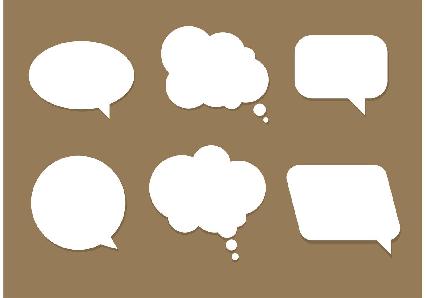對話框素材