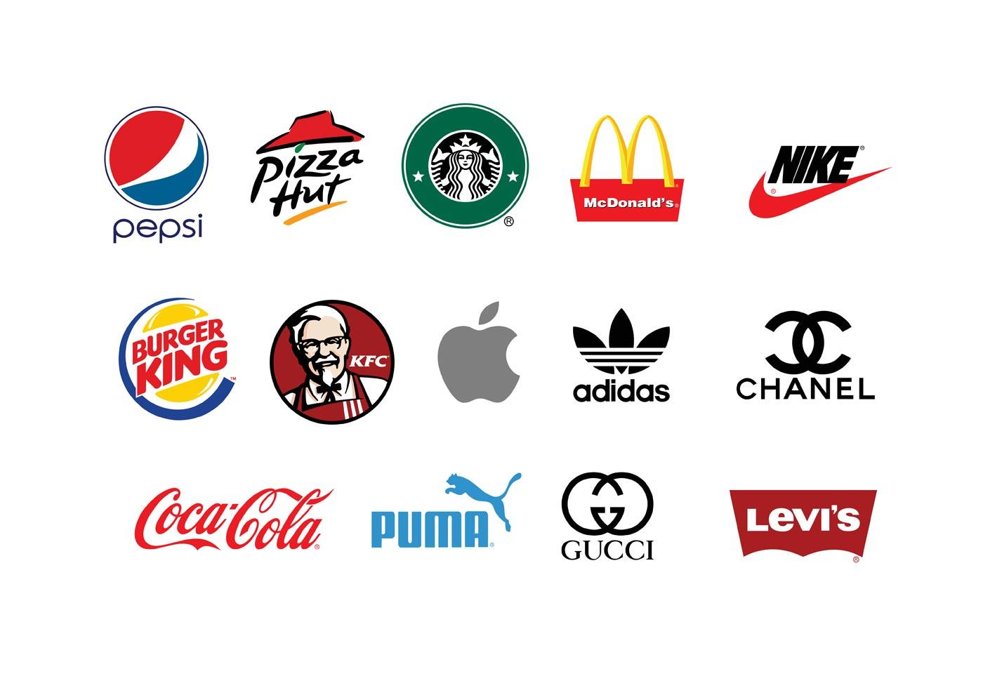 картинки с разными брендами оставили актрисе выбора