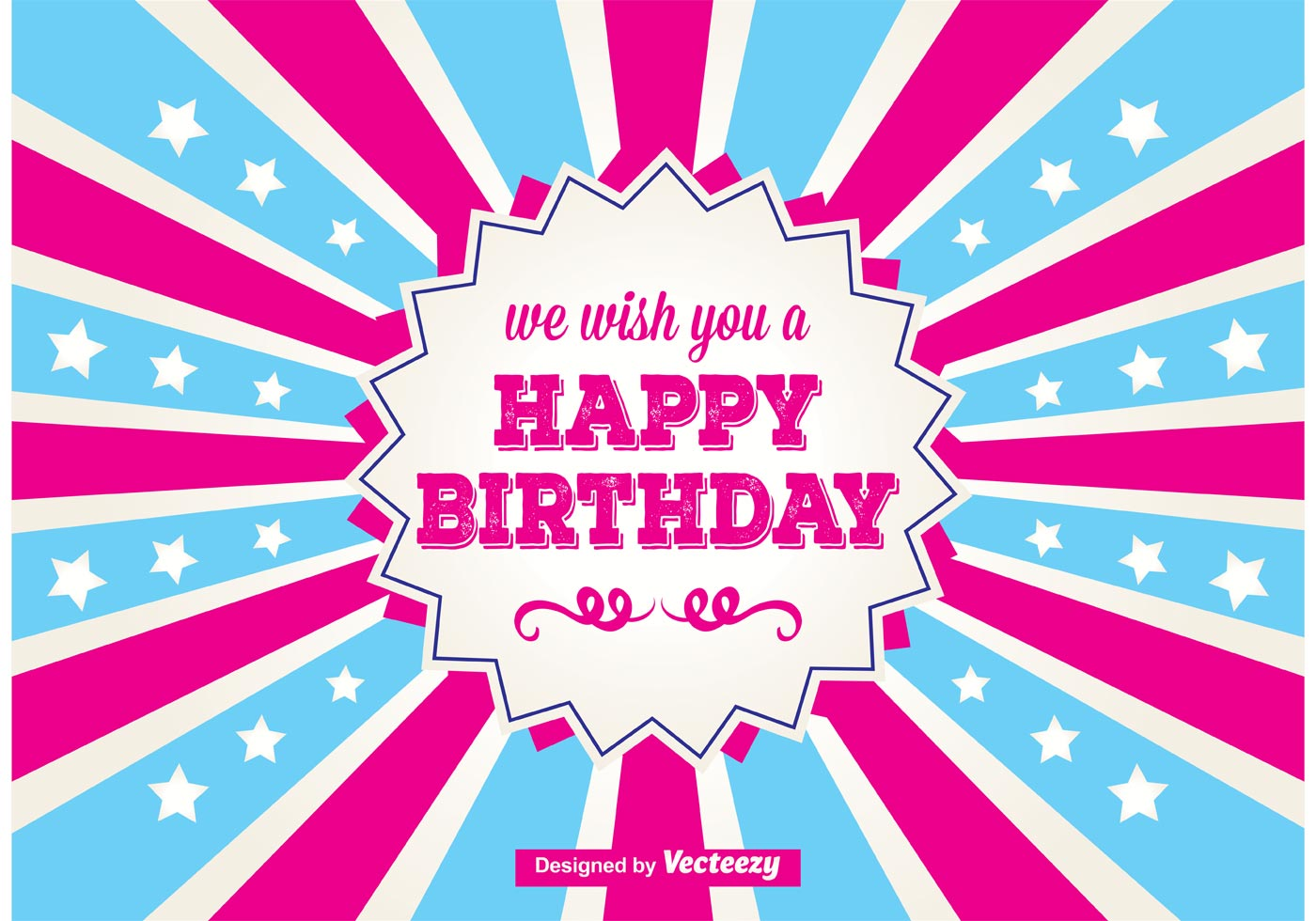 Happy birthday card download free vector art stock - Birthday cards images free download ...