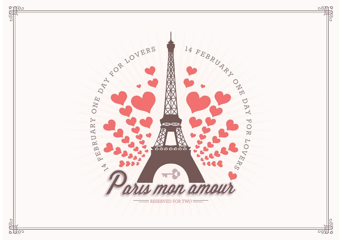Eiffel Tower Invitation for awesome invitation example