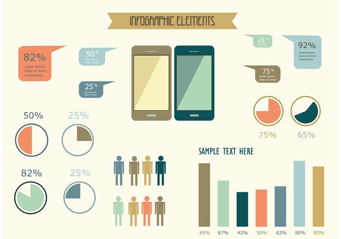 Gratis Smart Vector Infographics