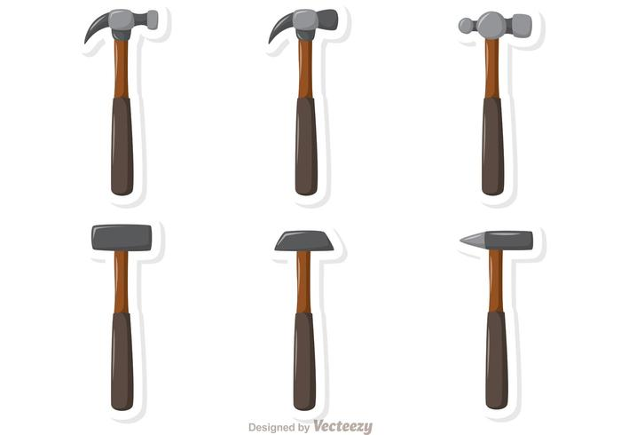 Hammers Vector Pack