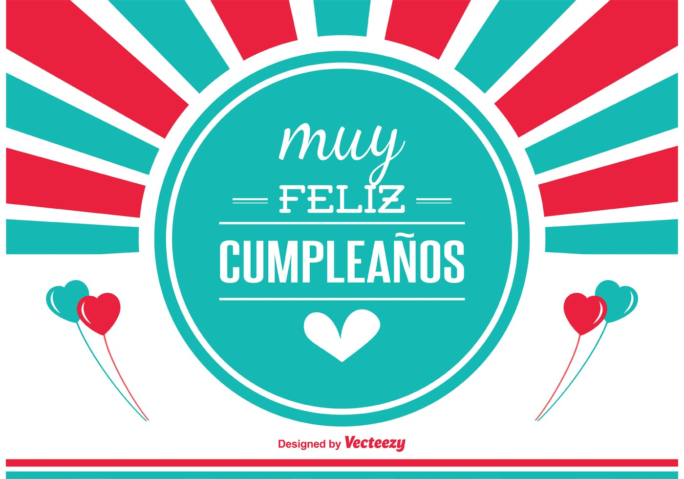 Spanish Birthday Card Free Vector Art 24871 Free Downloads