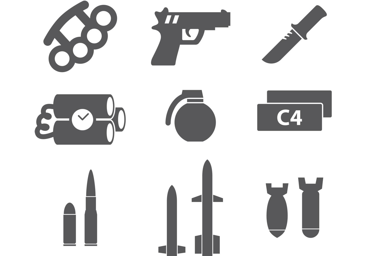 Military Icons Download Free Vectors Clipart Graphics