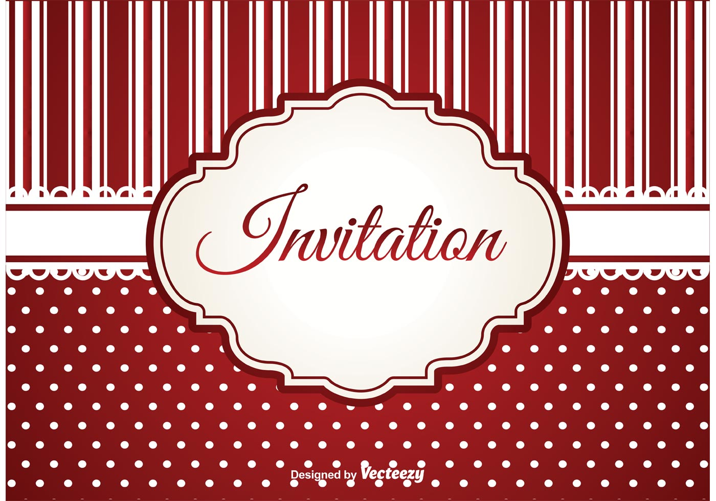 Invitation Template Free Vector Art - (25427 Free Downloads)