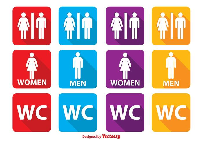 Restroom Icons Download Free Vector Art Stock Graphics