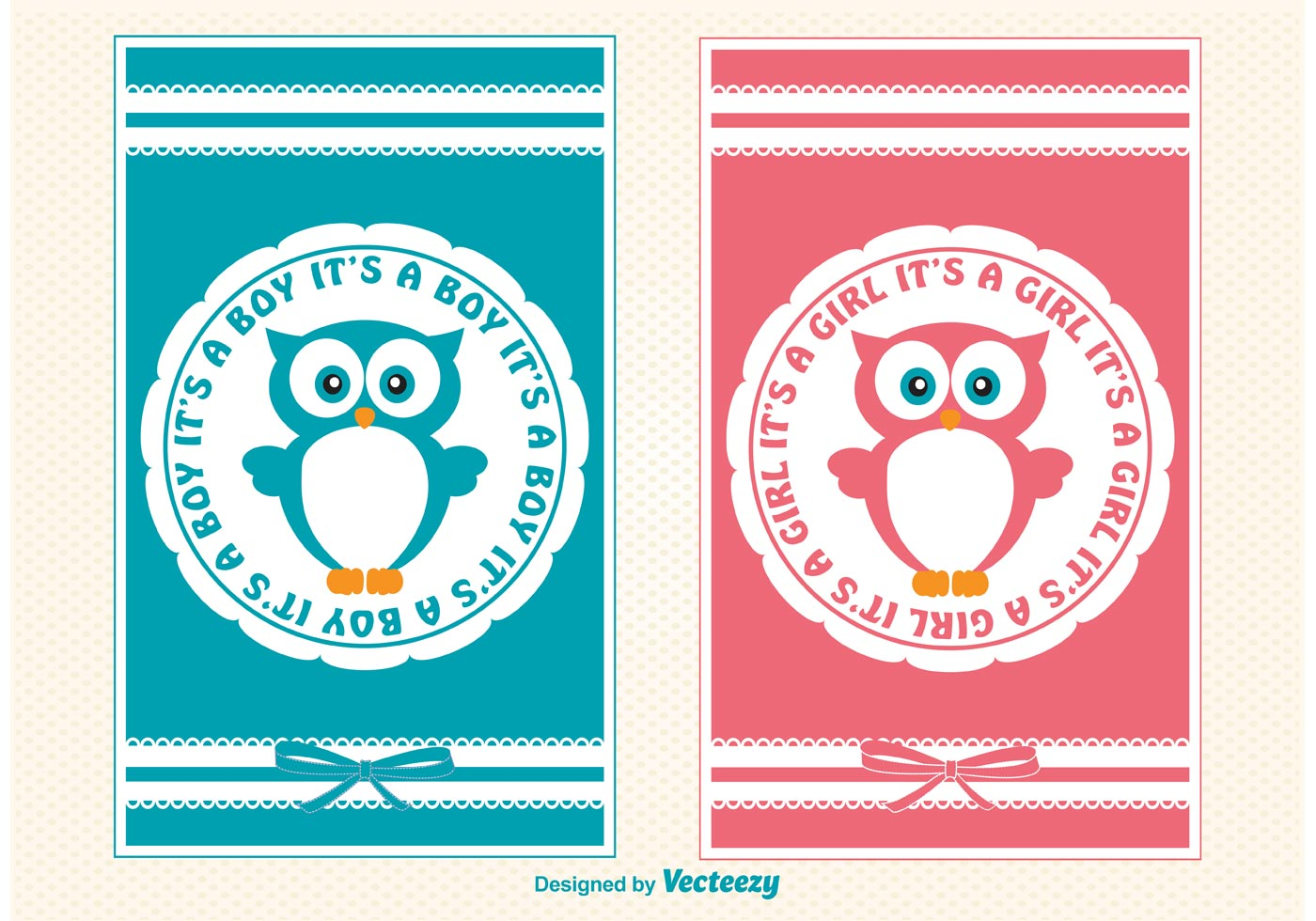 Baby Announcement Free Vector Art 1500 Free Downloads