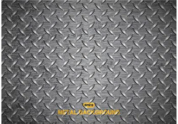 Free Vector Metal Diamond Plate Texture Download Free