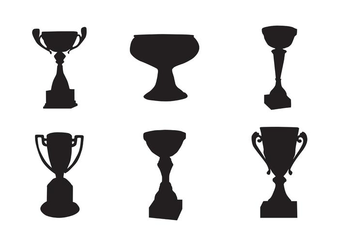 Medieval Goblet Vector Set