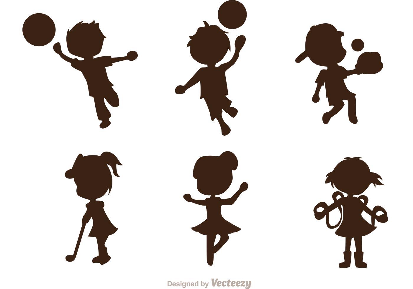 sporty kids vector pack download free vector art  stock school uniform clipart image wearing school uniform clipart