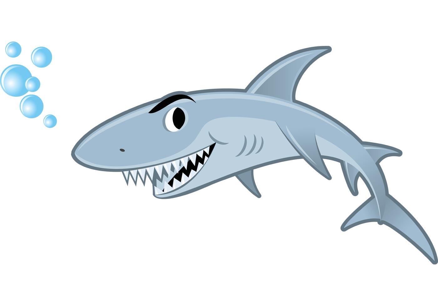Акула картинки для детей нарисованные цветные