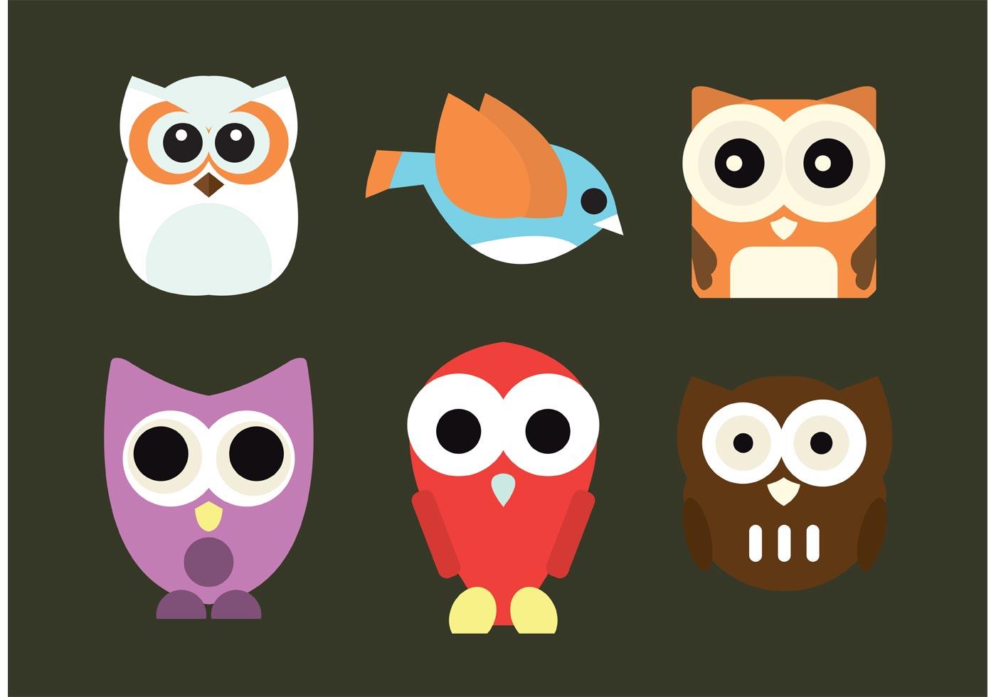 Baby Shower Owl Vectors Download Free Vectors Clipart