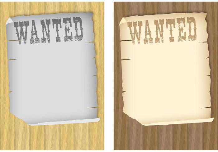 Wanted Poster Free Vector Art - (10986 Free Downloads)