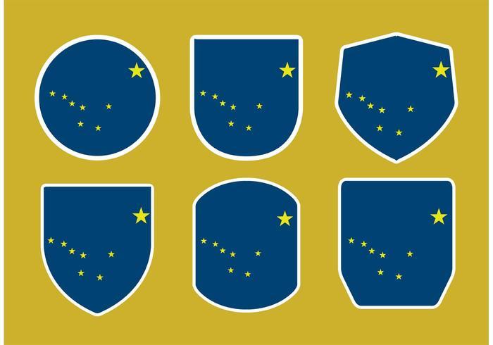Alaska flagga